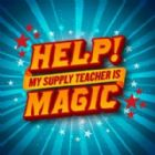Help My Supply Teachers is Magic - Magic Wand